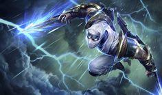 Zed | League of Legends http://www.helpmedias.com/leagueoflegends.php