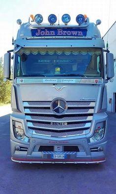 15 Best Trucks In The World [Cool Trucks Pictures] - Truck-Europa - All Truck, Big Rig Trucks, Semi Trucks, Cool Trucks, Volvo, Mercedes Benz Trucks, Truck Design, Tractors, Cool Stuff