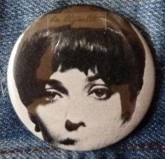 Badge La Tigrette. Marie
