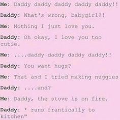 Read from the story ♡DDLG IMAGES ♡ by -hoetasy (𝓂 ♡) with reads. guide, after, random. Daddys Girl Quotes, Daddy's Little Girl Quotes, Little Things Quotes, Baby Things, Baby Daddy, Daddy Kitten, Baby Boy, Daddys Little Princess, Daddy Dom Little Girl