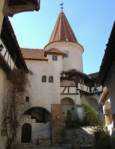 In Search of Dracula - a visit to Romania
