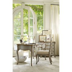 Hooker Furniture has been a industry leader for quality bedroom sets, dining room sets, living room furnishings, and home office furniture for over 87 years. Hooker Furniture, Country Furniture, French Furniture, Distressed Furniture, Office Furniture, Vintage Furniture, Bedroom Furniture, Bedroom Doors, Furniture Ideas