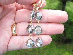 Quartz Earrings for Spring!