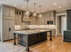 60+ Rustic Wooden Kitchen Islands Design Inspirations