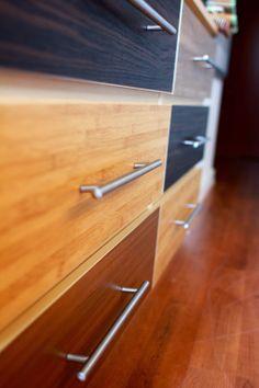 Blissfully Bossy Takes On Colin & Justin's PANYL Woodgrain Wonderhack | PANYL self-adhesive furniture finishes