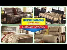 February Savings Are Here At Furniture Liquidators