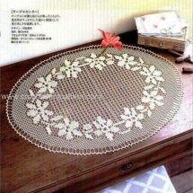 Home Decor Crochet Patterns Part 18