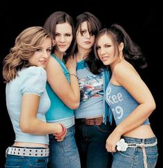 The Donnas (USA) (Girl Rock Band from CA.)