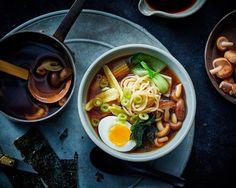 Ramen – Japanse noedelsoep recept