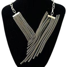 Zipper jewelry,  metal jewellery,  bohemian necklace, zipper necklace, unique gift,