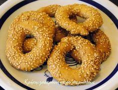 Τραγανά κουλουράκια λεμονιού (νηστίσιμα, με ελαιόλαδο) – Κρήτη: Γαστρονομικός Περίπλους
