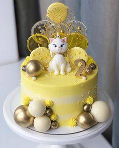 17 Ideas for cupcakes birthday cake kids Baby Birthday Cakes, Cupcake Birthday Cake, Cupcake Cakes, Birthday Kids, Elegant Birthday Cakes, Lollipop Cake, Birthday Desserts, Girl Cupcakes, Birthday Decorations