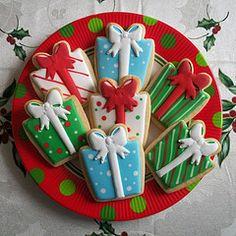 Christtmas gift cookies