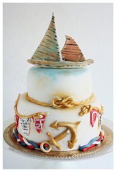 Birthday cake for my boys