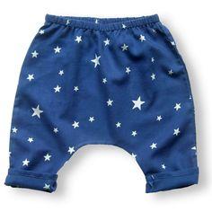 Pantalon Jungle imprimé étoiles