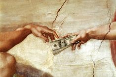 Blessed are the rich : Brett Fish looks at money and rich people