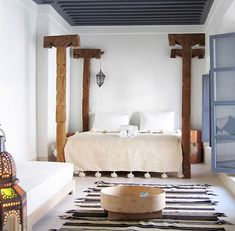 5 Beautiful Riads in Marrakech :: This Is Glamorous Modern Moroccan, Moroccan Design, Moroccan Decor, Moroccan Style, Modern Boho, Moroccan Bedroom, Moroccan Interiors, Riads In Marrakech, Marrakech Morocco