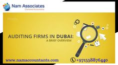 #Audit Firms in Dubai, UAE, #Auditors in Dubai https://goo.gl/Cv1SOs Click Here To Make An Appointment:https://goo.gl/5nawN4 or Get in touch with us: +971558876440