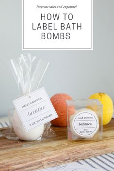 All over Etsy, Amazon, and even within local shops, you're finding amazing bath bombs that have customers coming back time and time again. If you're looking to break into the market or improve your product packaging, we have some labeling tips you don't want to miss! Here are a few ways that you can label your bath