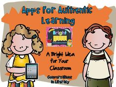 iPad apps for authentic learning activities- NO Games- Bright Ideas for your classroom! Teaching Reading, Teaching Tools, Teaching Resources, Teaching Time, Teaching Spanish, German Language Learning, Spanish Language, French Language, French Lessons