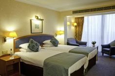 Menzies Derby Mickleover Court Hotels In Four Star Accommodation Midlands Standard Twin Room