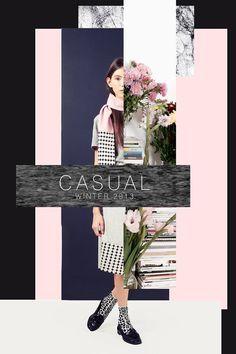 fashion collage posters graphic design - Google Search