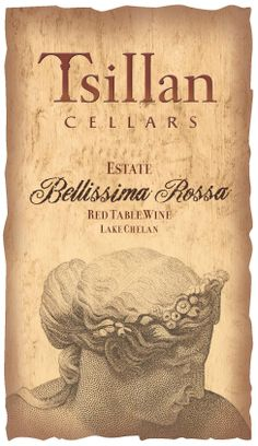 Tsillan Cellars Bellissima Rossa