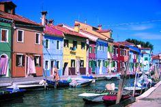 Island of Burano (Venice)