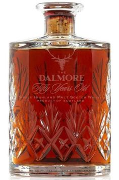 Fifty year old single malt Cigars And Whiskey, Scotch Whiskey, Bourbon Whiskey, Alcohol Bottles, Liquor Bottles, Vodka, Spirit Drink, Strong Drinks, Spiritus