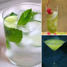Green cocktails to sip on St. Patrick's Day