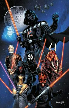 Star Wars Sith Lords by jasonbaroody.devi on - Star Wars Vader - Ideas of Star Wars Vader - Star Wars Sith Lords by jasonbaroody. Images Star Wars, Star Wars Pictures, Dark Vader, Dark Sith, Darth Nihilus, Cuadros Star Wars, Arte Nerd, Star Wars Sith, Star Wars Darth Revan
