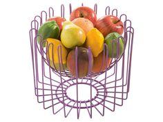 Corbeille à fruits CORBi - Vente de Décoration de table - Conforama