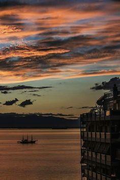 Thessaloniki, Sunrise, Celestial, Outdoor, Geo, Google, Photos, Outdoors, Pictures