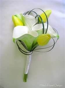 Image Search Results for silk calla lilly arrangements