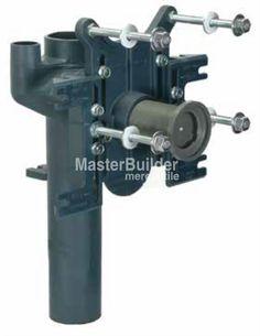 Zurn Z1204 N Xb Bariatric Water Closet Carrier 1 000 Lb Adjustable Ve Masterbuilder Mer