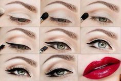 make up tutorial  #younique, #mineralmakeup https://www.youniqueproducts.com//Jess