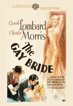 Carole Lombard and Chester Morris unite for a well-aged gangster screwball comedy, now available from the Warner Archive Collection.