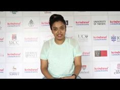 In this video Monika sharing her experience when she visited Krishna Consultants Education fair held on 3rd June at Chitnavis Centre Nagpur and happy to interact with universities delegates.visit us : http://www.studies-overseas.com/