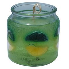 Bug Repelling Candle Recipe is one of Natures Garden Candle Supplies free summer crafts.  Learn how to make this citronella candle from scratch.