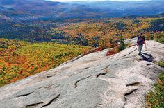 10 Fall Foliage Hikes in New Hampshire