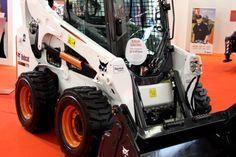 Construction equipment by Bobcat - http://www.machineryzone.com/
