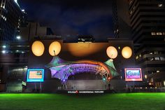 Columbus Commons. Host your event ON THE STAGE!