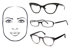 1ec691e91de Eyeglass frames for square face shape  round oval