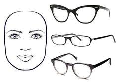 Eyeglass Frame Shapes For Square Faces : 1000+ images about Eyeglasses on Pinterest Eyeglasses ...