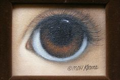 Margaret Keane 1970's Big Eye Painting California Woman Artist CA   eBay