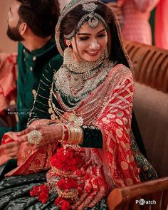 This bride looks flawless and giving us perfect bridal inspiration for upcoming wedding ! Indian Bridal Outfits, Indian Bridal Fashion, Indian Dresses, Bridal Lehenga Collection, Bridal Photoshoot, Indian Wedding Photography, Bride Look, Portraits, Bridal Style