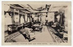 Postcards - United States # 49 - State Capitol, Salt Lake City, Utah