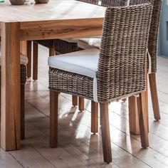 Bembridge Dining Chair with Cushion - Modish Living Dining Chair