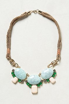 We need this statement necklace.