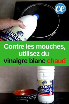 Vinaigre Blanc Chaud : Le Répulsif le Plus Efficace Contre les Mouches. - Vinaigre Blanc Chaud : Le Répulsif le Plus Efficace Contre les Mouches. House Cleaning Tips, Cleaning Hacks, Antibacterial Soap, Garden Care, White Vinegar, Good Healthy Recipes, Getting Things Done, Clean House, Keep It Cleaner